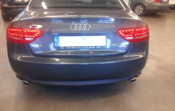 Audi A5 2008 Led Retrofit